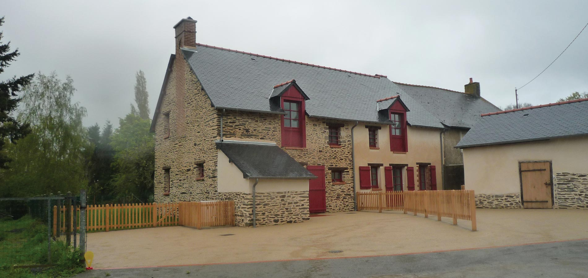 Jouanny Architecture Rénovation Le-Fleuriais_a la une. Cesson-Sévigné