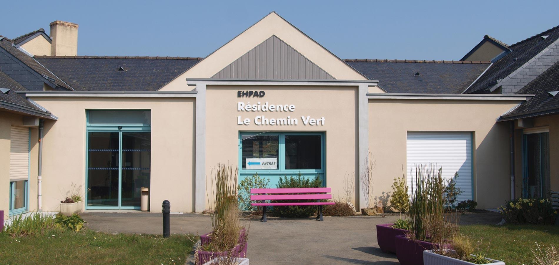 Jouanny Architecte Extension EPHAD Hédé_a la une