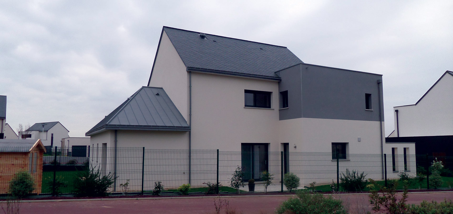 "Jouanny Architecte Maison contemporaine ""Champ Daguet""_6"