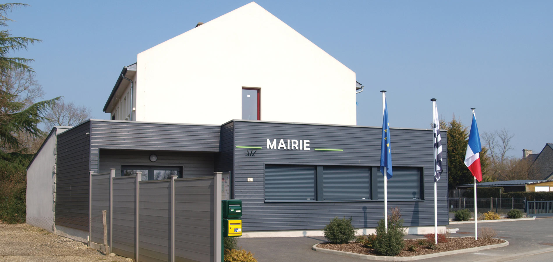 Jouanny Architecte Mairie St-André_a la une